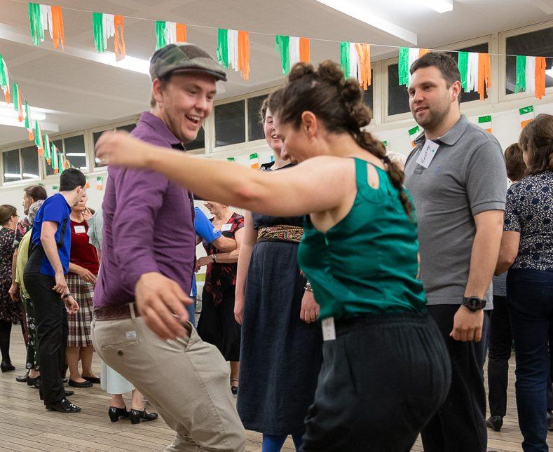 Irish Set Dancing
