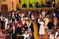 Dancers at Colonial Ball 2010